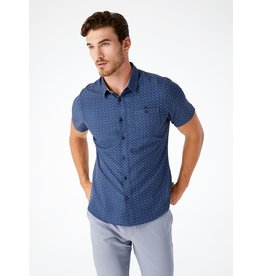 7 Diamonds Ups & Downs 4-Way Stretch Shirt