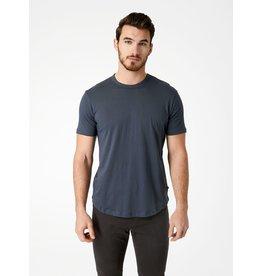 7 Diamonds Momento Curved Supima® T-Shirt Carbon