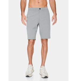 7 Diamonds Momentum Hybrid Short Grey