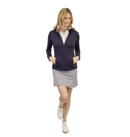 Golftini Getaway Performance Pleat Skort 18""