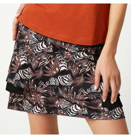 GGblue Court 18 Skort Feather