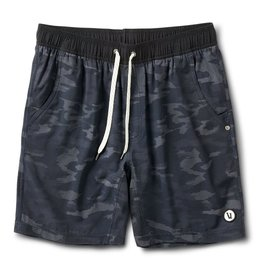 Vuori Kore Short Black Watercolor Camo