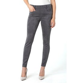 "Liverpool Jeans Gia Glider 30"" Dark Grey"