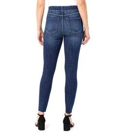 """Liverpool Jeans Chloe Ankle Skinny 28"""" Denim Rockaway"""