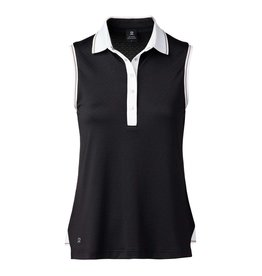 Daily Sports Daily Sports Juliette SL Polo Black