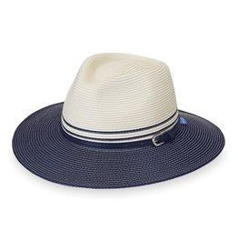 Wallaroo Kristy Hat Ivory/Navy