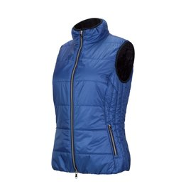 LOHLA Sport Sofia Light Quilted Vest Blueberry