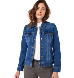 Liverpool Jeans Classic Jean Jacket Francis