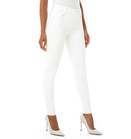 "Liverpool Jeans Gia Glider Skinny 30"" White"