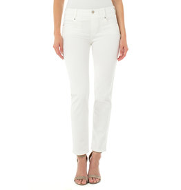 "Liverpool Jeans Gia Glider Slim 29"" White"