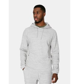 7 Diamonds Restoration Performance Hoodie Lt Grey