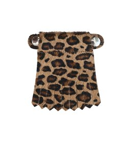 Walter Genuin Dahlia Kilte Calf Fur Leopard