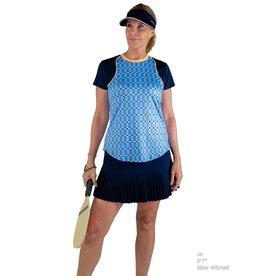 Jofit Flex Tee Blue Tennis Balls