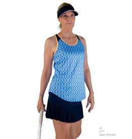 Jofit Deuce Tank Blue Tennis Balls