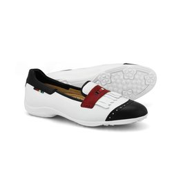 Royal Albartross Chelsea White Slip On Shoe