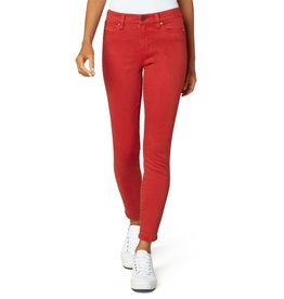 Liverpool Jeans Piper Hugger Ankle Skinny True Red