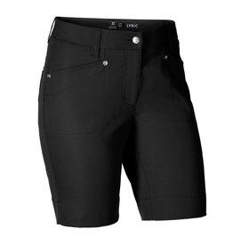 Daily Sports Lyric Shorts Black