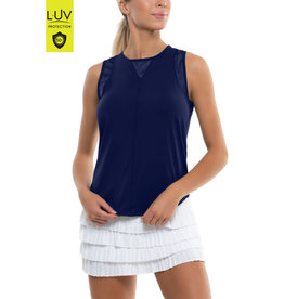 Lucky In Love Chill Out Tank Midnight