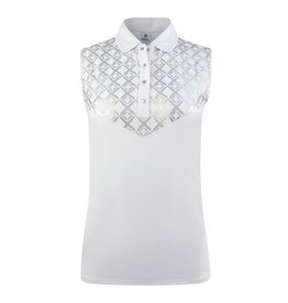 Daily Sports Caterina SL Polo White