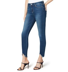 """Liverpool Jeans Piper Hugger Curved Fray Hem 28"""" Swanson"""