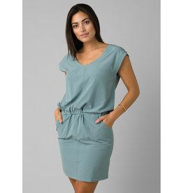 prAna Norma Dress Smoky Blue