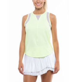 Lucky In Love Lucky In Love Chill Out Tank Lemon Frost