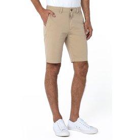 """Liverpool Jeans Twill Short 9.5"""" Khaki"""