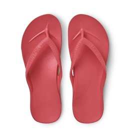 Archies Archies Arch Support Flip Flop Coral