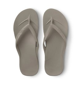 Archies Archies Arch Support Flip Flop Taupe