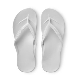 Archies Archies Arch Support Flip Flop White