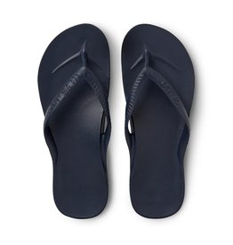 Archies Archies Arch Support Flip Flop Navy