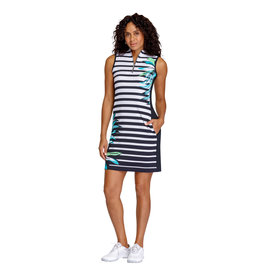 Tail Tail Drea SL Dress Inland Stripe