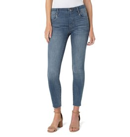 """Liverpool Jeans Gia Glider Ankle Skinny 28"""" Gunnison"""