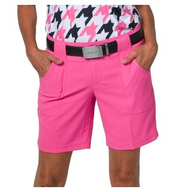 Jofit Belted Golf Short Candy Pink