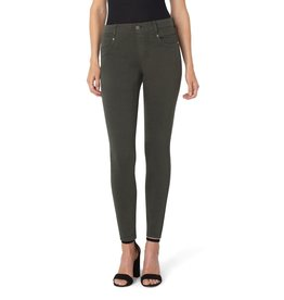 Liverpool Jeans Gia Glider Skinny Loden Green