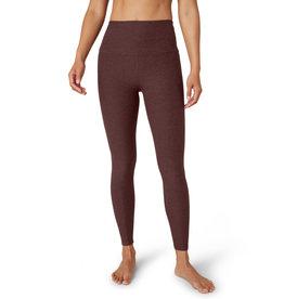 Beyond Yoga Spacedye  High Waisted Legging Mahogany