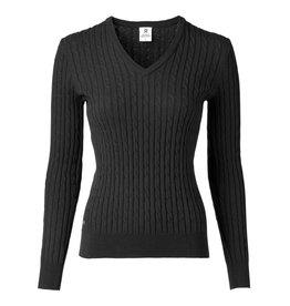 Daily Sports Madelene V-Neck Pullover Black