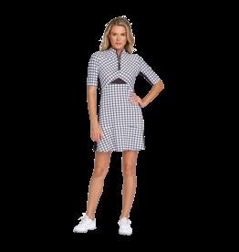 Tail Rosemarie  ES  Dress Balanced Grid