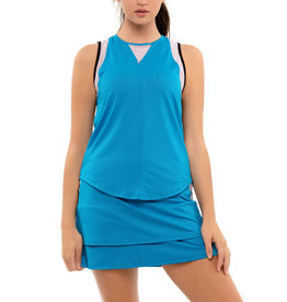 Lucky In Love Chill Out Tank Turquoise
