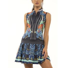 Lucky In Love Paisley Love Dress Multi