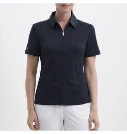 Nivo Sport Nivo Natasha Short Sleeve Polo Navy