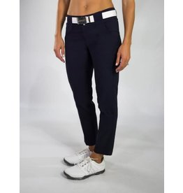 Jofit Jofit Belted Cropped Pant Midnight