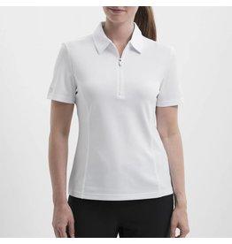 Nivo Sport Nivo Natasha Short Sleeve Polo White