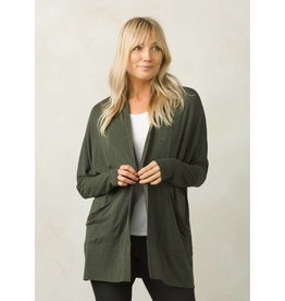 prAna prAna Foundation Wrap Forest Green Heather