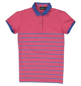 Chervo Chervo Amuleto Short Sleeve Polo Cherry