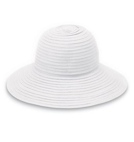 Wallaroo Wallaroo Scrunchie Hat White