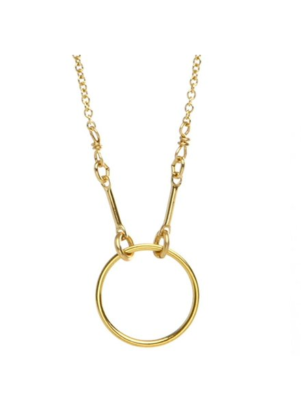 Original Karma Gold Necklace