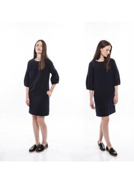 BLAQUE LABEL Bubble sleeve dress