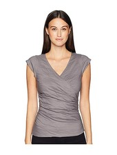Nicole Miller Techno Metal Top