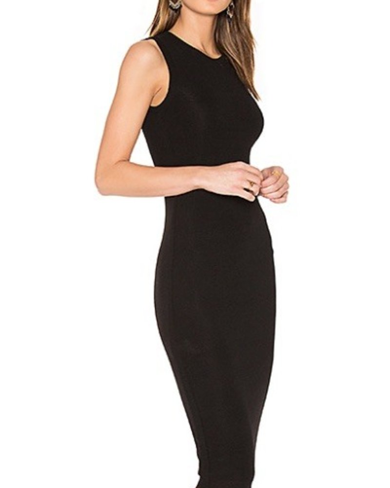 BLAQUE LABEL Midi tank dress